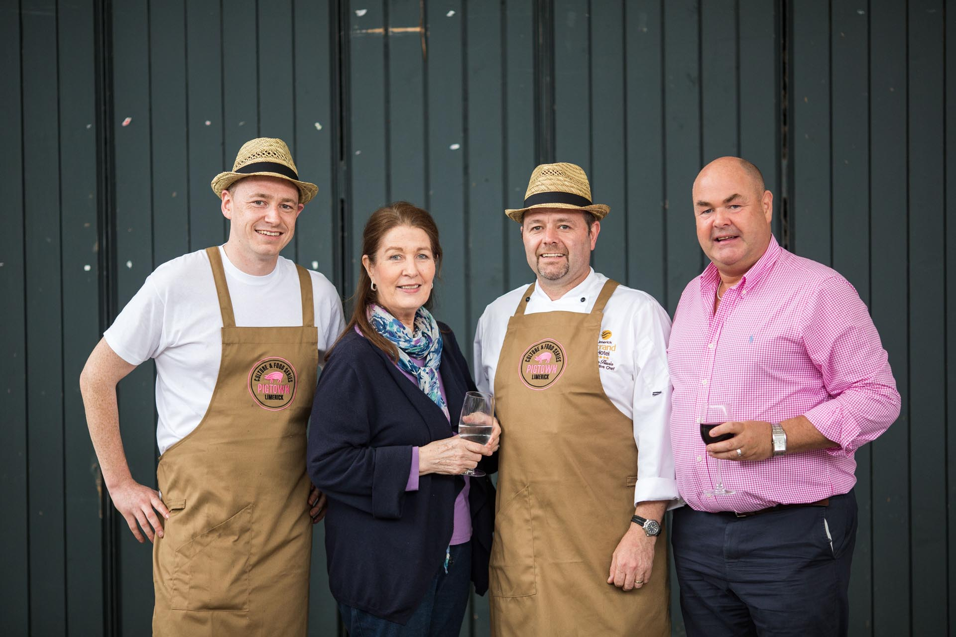 Pigtown Food Series launched
