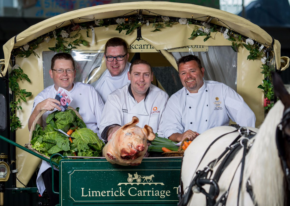 "This Little Piggy Went To Town – ""The Limerick Food Mile"""