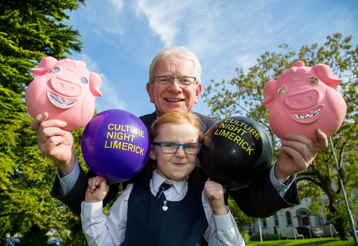 LIT announced as sponsors of Culture Night Pig Parade