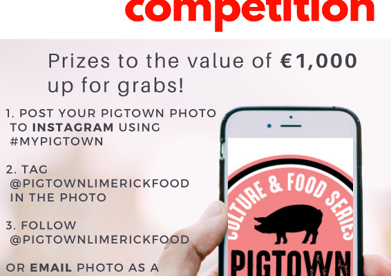 Enter the #MyPigtown mobile photo competition!