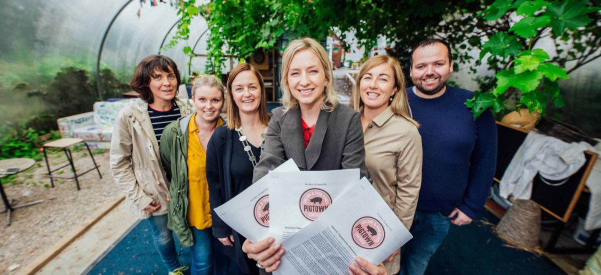 'Feed on the Farm' launch of Pigtown 2019