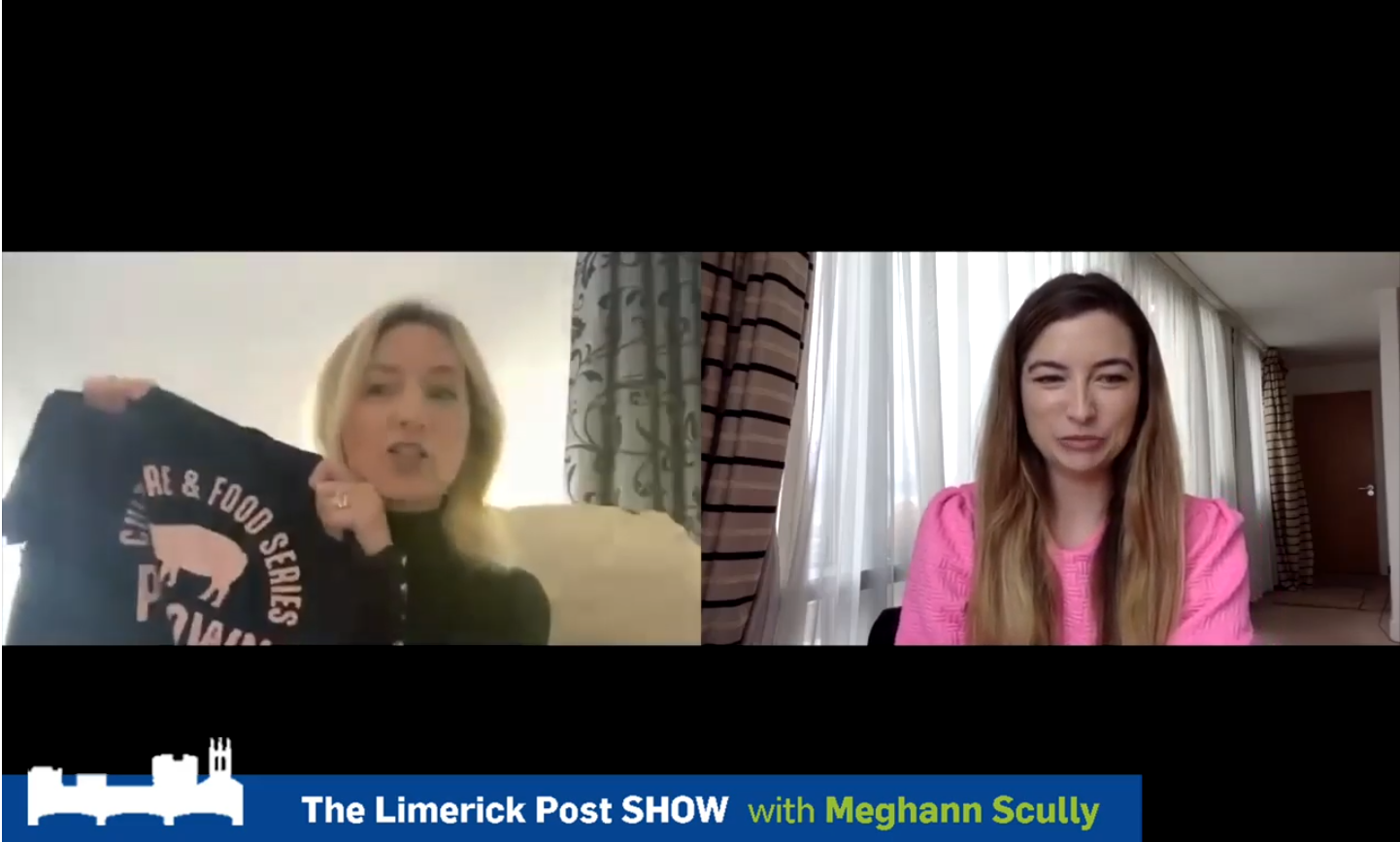 WATCH: Olivia O'Sullivan speaks to Meghann Scully about Pigtown 2020